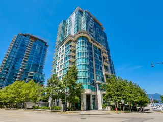 Photo 1: 1201 499 BROUGHTON Street in Vancouver: Coal Harbour Condo for sale (Vancouver West)  : MLS®# V1129972
