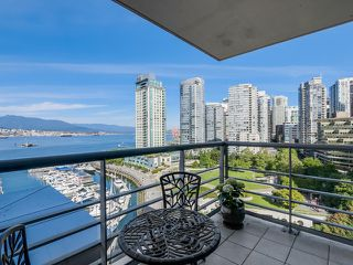 Photo 2: 1201 499 BROUGHTON Street in Vancouver: Coal Harbour Condo for sale (Vancouver West)  : MLS®# V1129972