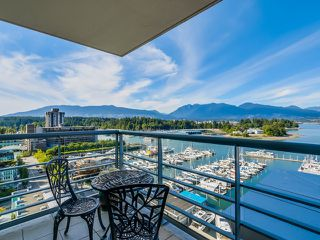 Photo 3: 1201 499 BROUGHTON Street in Vancouver: Coal Harbour Condo for sale (Vancouver West)  : MLS®# V1129972