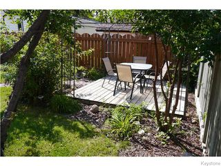 Photo 16: 1329 Somerville Avenue in WINNIPEG: Manitoba Other Residential for sale : MLS®# 1525316