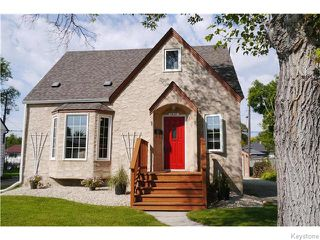 Photo 1: 1329 Somerville Avenue in WINNIPEG: Manitoba Other Residential for sale : MLS®# 1525316