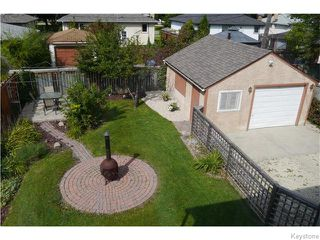Photo 18: 1329 Somerville Avenue in WINNIPEG: Manitoba Other Residential for sale : MLS®# 1525316