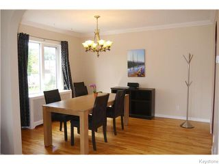 Photo 5: 1329 Somerville Avenue in WINNIPEG: Manitoba Other Residential for sale : MLS®# 1525316