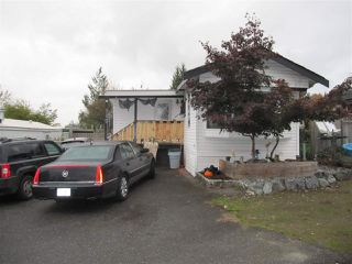 """Main Photo: 119 10221 WILSON Street in Mission: Stave Falls Manufactured Home for sale in """"Triple Creek Estates"""" : MLS®# R2010419"""