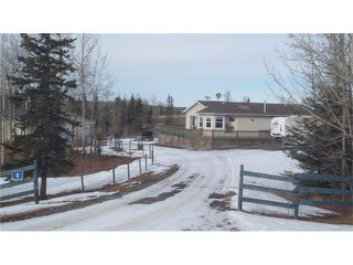 Main Photo: #8 4339 TWP Road 304: Cremona House for sale : MLS®# C4053129