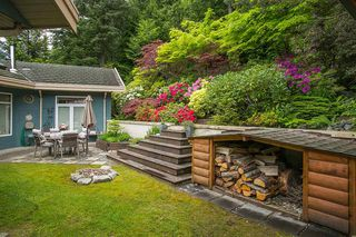 "Photo 17: 159 STONEGATE Drive in West Vancouver: Furry Creek House for sale in ""BENCHLANDS"" : MLS®# R2069464"