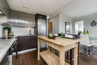 """Photo 8: 504 445 W 2ND Avenue in Vancouver: False Creek Condo for sale in """"Maynards Block"""" (Vancouver West)  : MLS®# R2088947"""