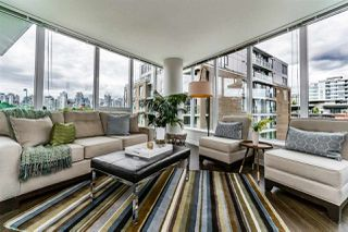 """Photo 5: 504 445 W 2ND Avenue in Vancouver: False Creek Condo for sale in """"Maynards Block"""" (Vancouver West)  : MLS®# R2088947"""
