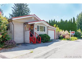 Photo 1: 52 2911 Sooke Lake Rd in VICTORIA: La Goldstream Manufactured Home for sale (Langford)  : MLS®# 760247