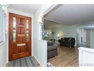 Photo 2: 52 2911 Sooke Lake Rd in VICTORIA: La Goldstream Manufactured Home for sale (Langford)  : MLS®# 760247