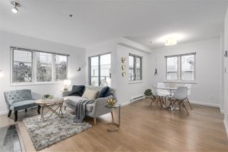 """Photo 3: 207 643 W 7TH Avenue in Vancouver: Fairview VW Condo for sale in """"The Courtyards"""" (Vancouver West)  : MLS®# R2216272"""