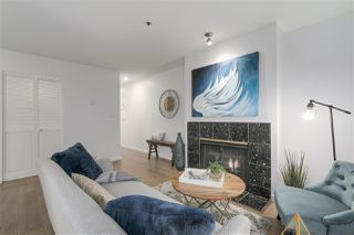 """Photo 4: 207 643 W 7TH Avenue in Vancouver: Fairview VW Condo for sale in """"The Courtyards"""" (Vancouver West)  : MLS®# R2216272"""