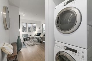 """Photo 15: 207 643 W 7TH Avenue in Vancouver: Fairview VW Condo for sale in """"The Courtyards"""" (Vancouver West)  : MLS®# R2216272"""