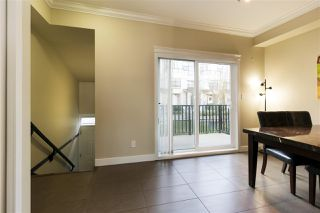 "Photo 6: 205 3788 NORFOLK Street in Burnaby: Central BN Townhouse for sale in ""Panacasa"" (Burnaby North)  : MLS®# R2239657"