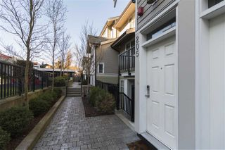 "Photo 1: 205 3788 NORFOLK Street in Burnaby: Central BN Townhouse for sale in ""Panacasa"" (Burnaby North)  : MLS®# R2239657"