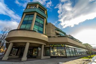 """Photo 1: A202 2099 LOUGHEED Highway in Port Coquitlam: Glenwood PQ Condo for sale in """"SHAUGHNESSY SQUARE"""" : MLS®# R2243170"""