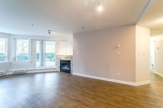 """Photo 6: A202 2099 LOUGHEED Highway in Port Coquitlam: Glenwood PQ Condo for sale in """"SHAUGHNESSY SQUARE"""" : MLS®# R2243170"""