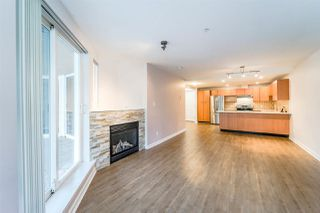 """Photo 4: A202 2099 LOUGHEED Highway in Port Coquitlam: Glenwood PQ Condo for sale in """"SHAUGHNESSY SQUARE"""" : MLS®# R2243170"""