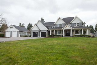 """Photo 1: 6726 238 Street in Langley: Salmon River House for sale in """"Williams Park"""" : MLS®# R2249683"""
