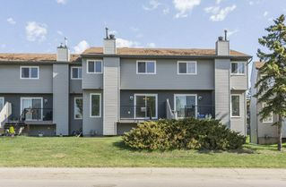 Main Photo: 5408 38A Avenue in Edmonton: Zone 29 Townhouse for sale : MLS®# E4111196