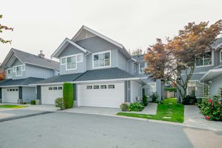 "Photo 1: 35 3555 WESTMINSTER Highway in Richmond: Terra Nova Townhouse for sale in ""SOMONA"" : MLS®# R2295997"
