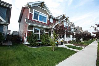 Main Photo: 4700 Crabapple Run in Edmonton: Zone 53 House Half Duplex for sale : MLS®# E4124859