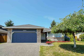 "Main Photo: 10869 162B Street in Surrey: Fraser Heights House for sale in ""Pineridge"" (North Surrey)  : MLS®# R2314912"