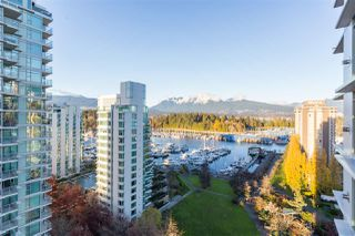 "Main Photo: 1402 1680 BAYSHORE Drive in Vancouver: Coal Harbour Condo for sale in ""Bayshore Towers"" (Vancouver West)  : MLS®# R2324059"