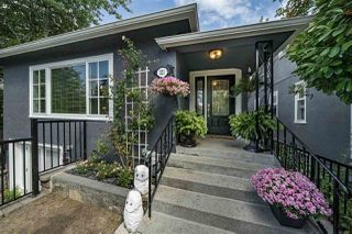 Main Photo: 321 SECOND Street in New Westminster: Queens Park House for sale : MLS®# R2339041