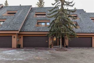 Main Photo: 127 WOLF WILLOW Crescent in Edmonton: Zone 22 Townhouse for sale : MLS®# E4148500