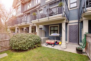 "Photo 3: 1505 8485 NEW HAVEN Close in Burnaby: Big Bend Townhouse for sale in ""McGregor"" (Burnaby South)  : MLS®# R2353704"