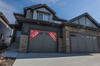 Photo 1: 2340 WONNACOTT Crescent in Edmonton: Zone 53 House Half Duplex for sale : MLS®# E4150600