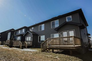 Photo 22: 2340 WONNACOTT Crescent in Edmonton: Zone 53 House Half Duplex for sale : MLS®# E4150600
