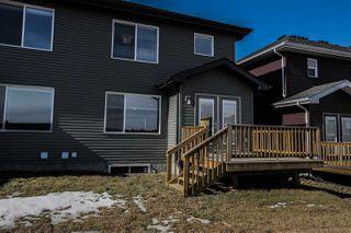 Photo 21: 2340 WONNACOTT Crescent in Edmonton: Zone 53 House Half Duplex for sale : MLS®# E4150600