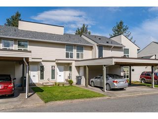 """Main Photo: 61 3030 TRETHEWEY Street in Abbotsford: Abbotsford West Townhouse for sale in """"CLEARBROOK VILLAGE"""" : MLS®# R2363378"""