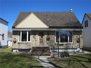 Photo 1: 621 Lansdowne Avenue in Winnipeg: West Kildonan Residential for sale (4D)  : MLS®# 1907858