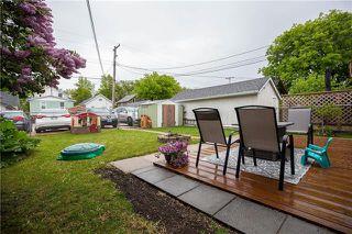 Photo 19: 452 St Jean Baptiste Street in Winnipeg: St Boniface Residential for sale (2A)  : MLS®# 1914756
