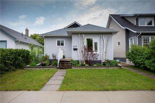 Photo 1: 452 St Jean Baptiste Street in Winnipeg: St Boniface Residential for sale (2A)  : MLS®# 1914756