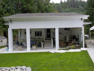 """Photo 2: 4 1650 COLUMBIA VALLEY Road: Columbia Valley Land for sale in """"LEISURE VALLEY"""" (Cultus Lake)  : MLS®# R2381148"""