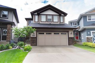 Main Photo: 3709 GOODRIDGE Close in Edmonton: Zone 58 House for sale : MLS®# E4162777