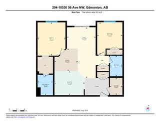 Photo 30: 204 10530 56 Avenue in Edmonton: Zone 15 Condo for sale : MLS®# E4170671