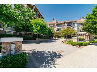 "Photo 1: 113 8915 202 Street in Langley: Walnut Grove Condo for sale in ""THE HAWTHORNE"" : MLS®# R2444586"