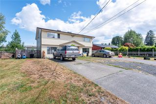 Main Photo: 147 Munson Rd in CAMPBELL RIVER: CR Campbell River Central Full Duplex for sale (Campbell River)  : MLS®# 840534