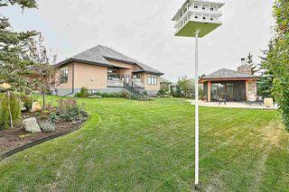 Photo 33: 6 RIVERRIDGE Crescent: Rural Sturgeon County House for sale : MLS®# E4200695