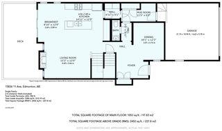 Photo 44: 15836 11 Avenue in Edmonton: Zone 56 House for sale : MLS®# E4207785