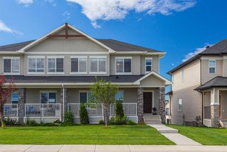 Photo 3: 320 Rainbow Falls Green: Chestermere Semi Detached for sale : MLS®# A1011428
