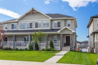 Photo 2: 320 Rainbow Falls Green: Chestermere Semi Detached for sale : MLS®# A1011428