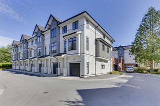 Photo 1: 8 16518 24A AVENUE in Surrey: Grandview Surrey Townhouse for sale (South Surrey White Rock)  : MLS®# R2471311