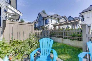 Photo 23: 8 16518 24A AVENUE in Surrey: Grandview Surrey Townhouse for sale (South Surrey White Rock)  : MLS®# R2471311