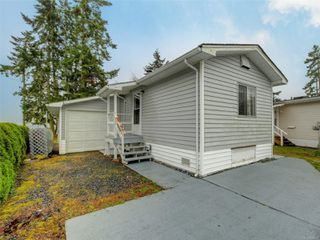 Photo 1: 25 7871 West Coast Rd in : Sk Kemp Lake Manufactured Home for sale (Sooke)  : MLS®# 856820